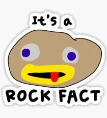 It's a Rock Fact! Sticker