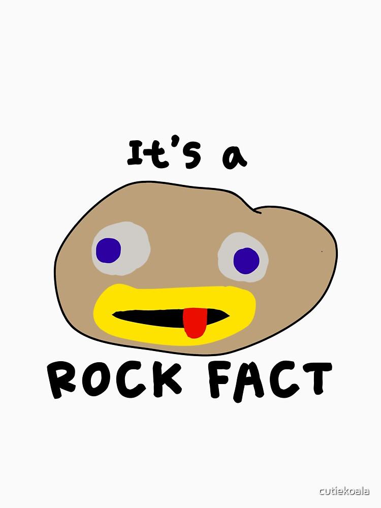It's a Rock Fact! by cutiekoala