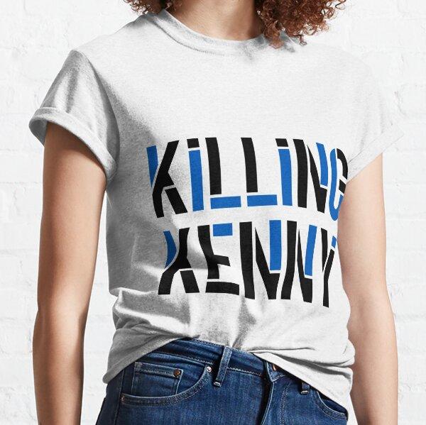 Killing Kenny Blue logo apparel Classic T-Shirt