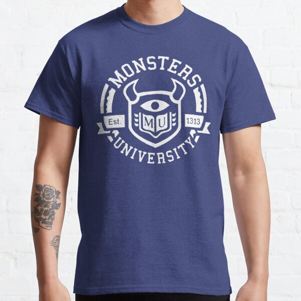 Monsters University Camiseta clásica