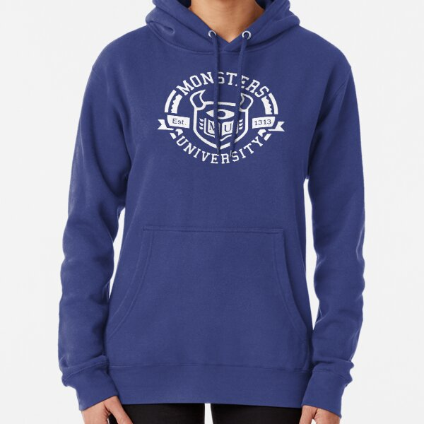 Monsters university Pullover Hoodie