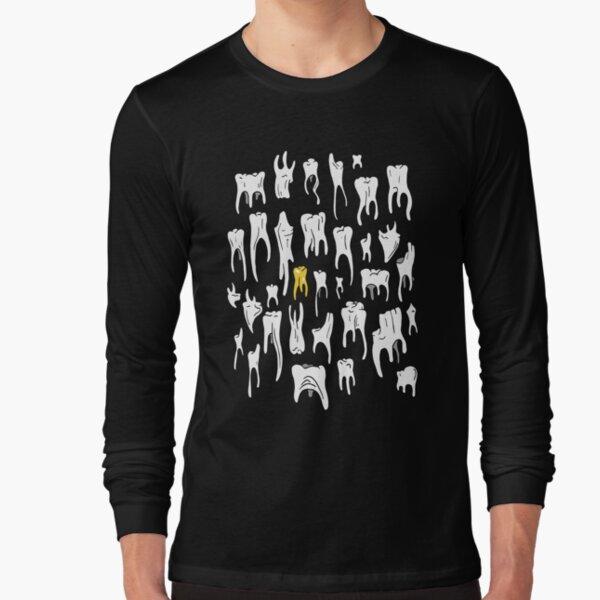 Slumerican Band Black Short Sleeve Cotton T Shirt DD