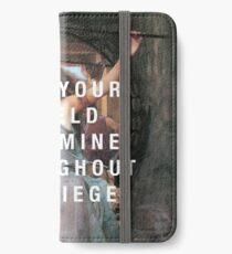 Vinilo o funda para iPhone cierra tu escudo