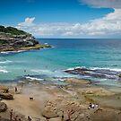 Bronte Beach by Shari Mattox-Sherriff