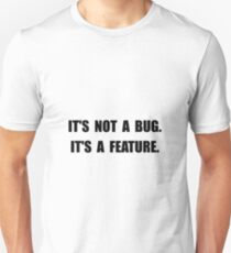 Bug Feature Unisex T-Shirt
