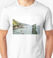 St Peter looks over the Mediterranean T-Shirt