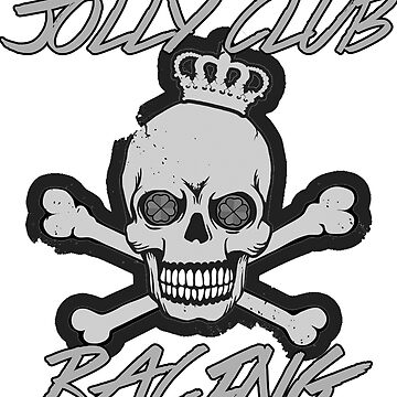Jolly Club Racing Decal - EUROCOMPULSION by EUROCOMPULSION
