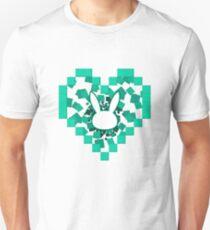 Love bunny dVa  T-Shirt