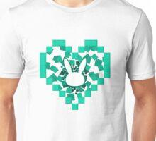 Love bunny dVa  Unisex T-Shirt