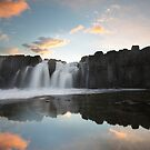 Bombo Waterfall by David Haworth