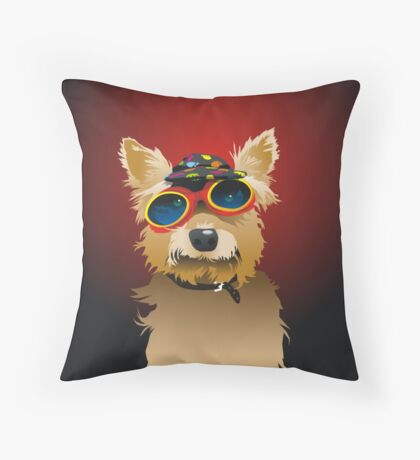 sunsmart Throw Pillow