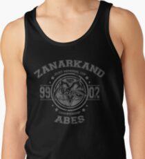 Zanarkand Abes Vintage Tank Top