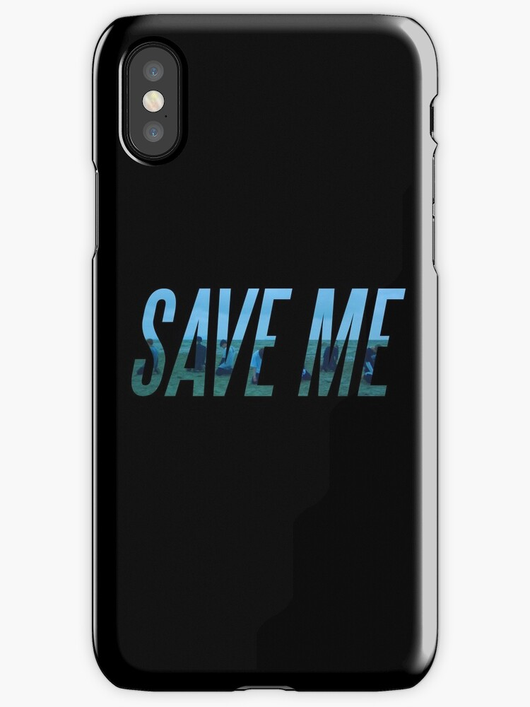 save snaps iphone quot bts save me quot iphone cases amp covers by minpop redbubble 12915