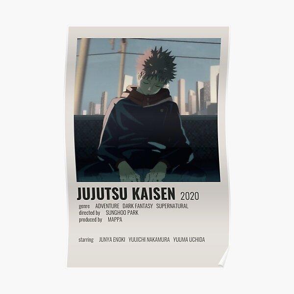 Jujutsu Kaisen Alternate Movie Poster Poster