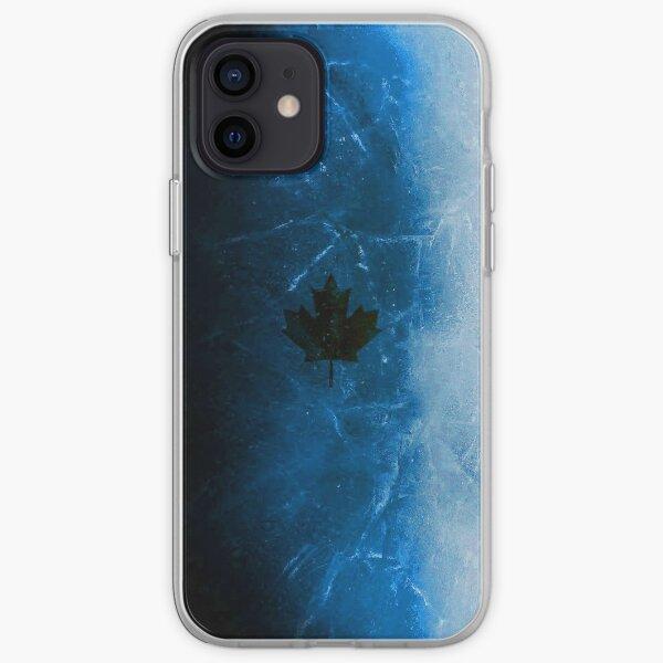 Blue Black Ice RAINBOW SIX SIEGE Coque souple iPhone