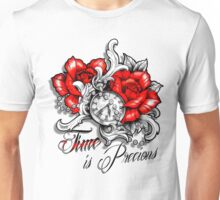 Time is Precious Unisex T-Shirt