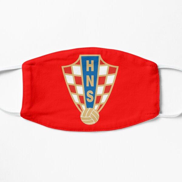 Croatian Logo Flat Mask