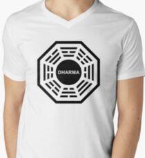 Dharma Men's V-Neck T-Shirt