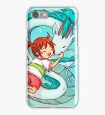 Spirited Away phone case  iPhone Case/Skin