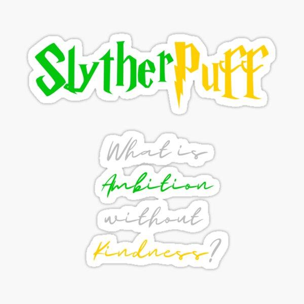 Slytherpuff Sticker