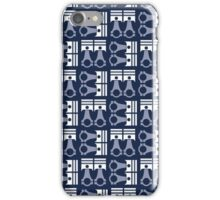 Piston Pattern  iPhone Case/Skin