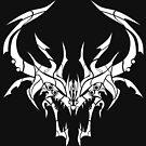 Demonic Visage (Light Version) by drakenwrath