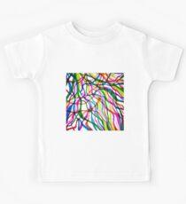 Rainbow Veins Kids Clothes