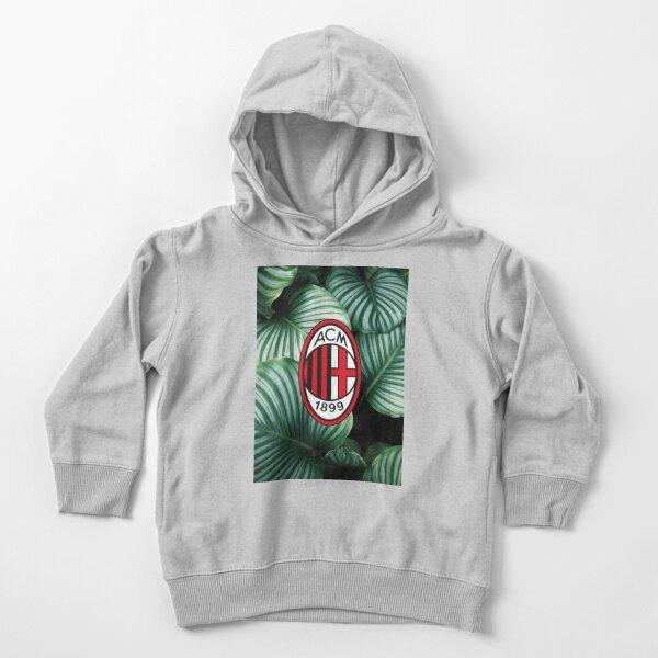 AC Milan Sweat à capuche épais pour tout-petit