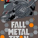 «Titan Metal de otoño» de BiggStankDogg