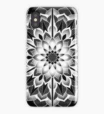 Mandala Hex Inv 1 iPhone Case