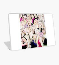 Jennifer Morrison Collage Laptop Skin