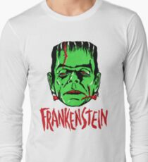 FRANKENSTEIN - Vintage 1960's Style! Long Sleeve T-Shirt