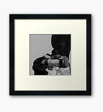 Still Life with Zapper Framed Print