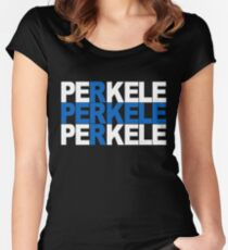 Perkele Women's Fitted Scoop T-Shirt