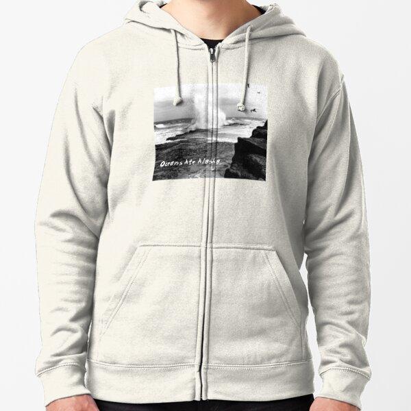 Oceans Ate Alaska shirt Zipped Hoodie