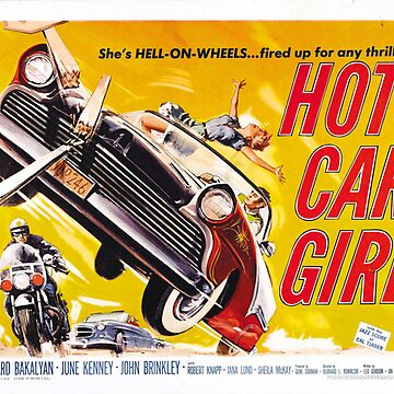 Hot Car Girl  by Mcflytrek