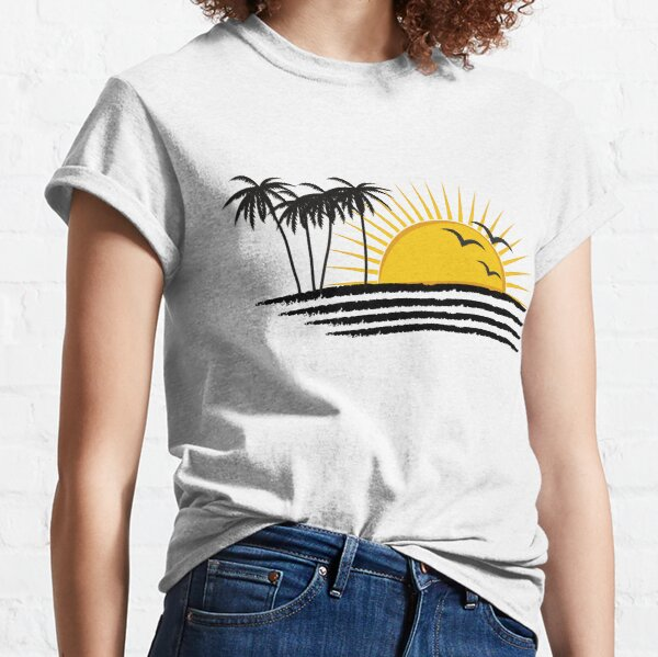 Sun and Palms Classic T-Shirt