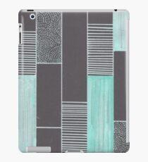 Brick by green brick iPad Case/Skin
