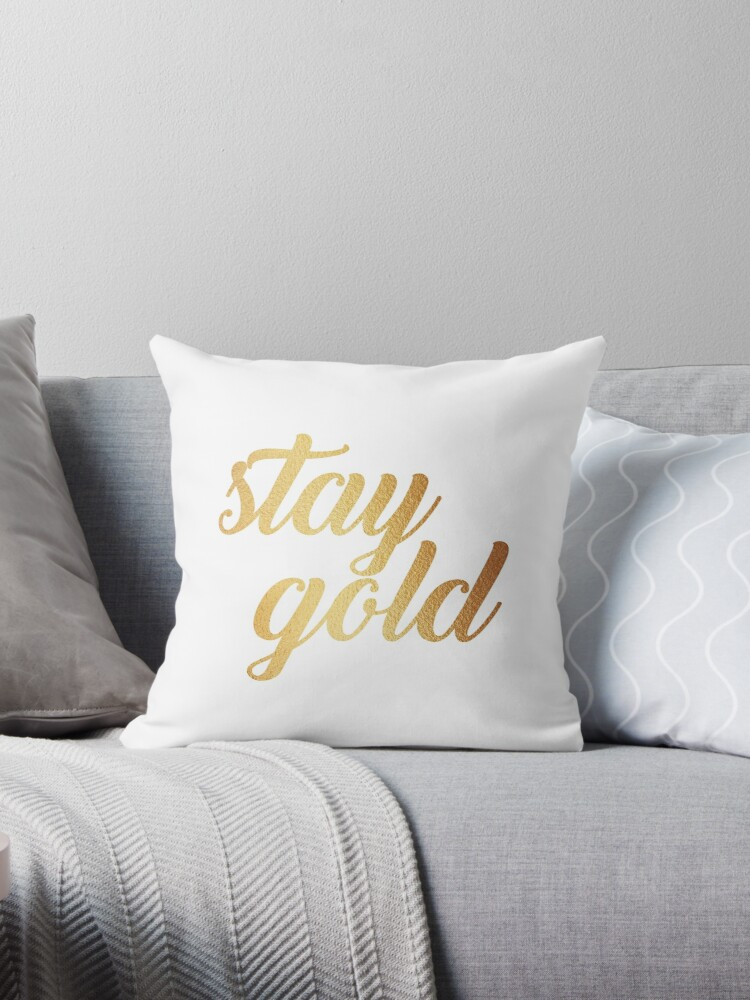 Stay Gold by tampham