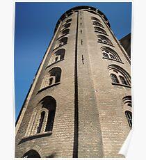 The Round Tower: Copenhagen Poster