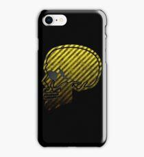 Warning Skull iPhone Case/Skin