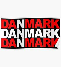 Danmark Poster