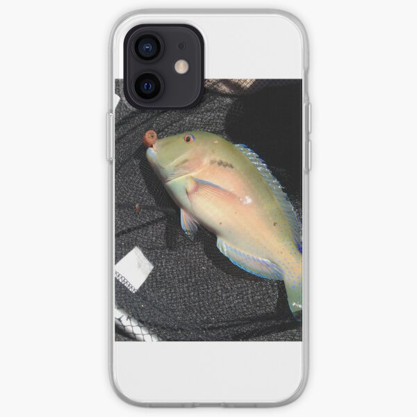 Fishing life fantastic iPhone Soft Case