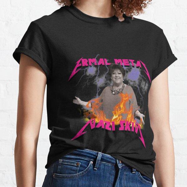 Orietta Ermal Metal  Classic T-Shirt