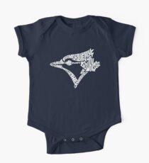 Toronto Blue Jays (white) Kids Clothes