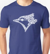 Toronto Blue Jays (white) T-Shirt
