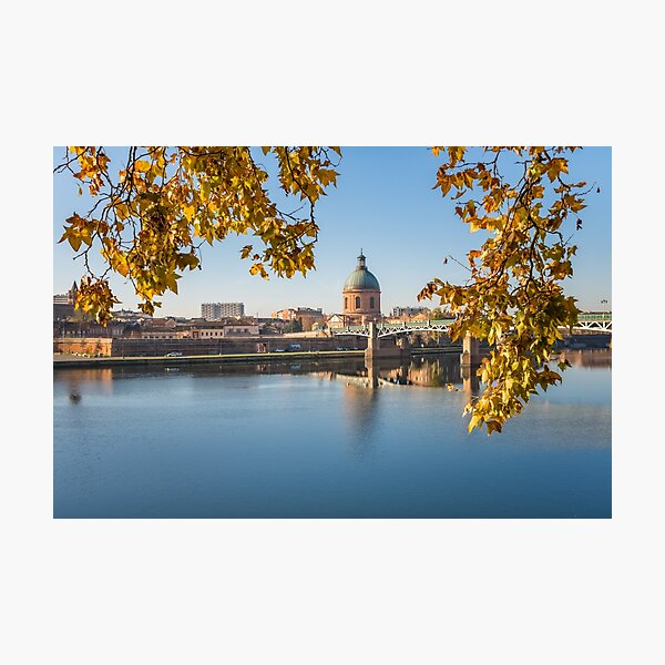 The dome of the grave in Toulouse Photographic Print