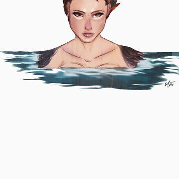 Siren by Latenightalaska