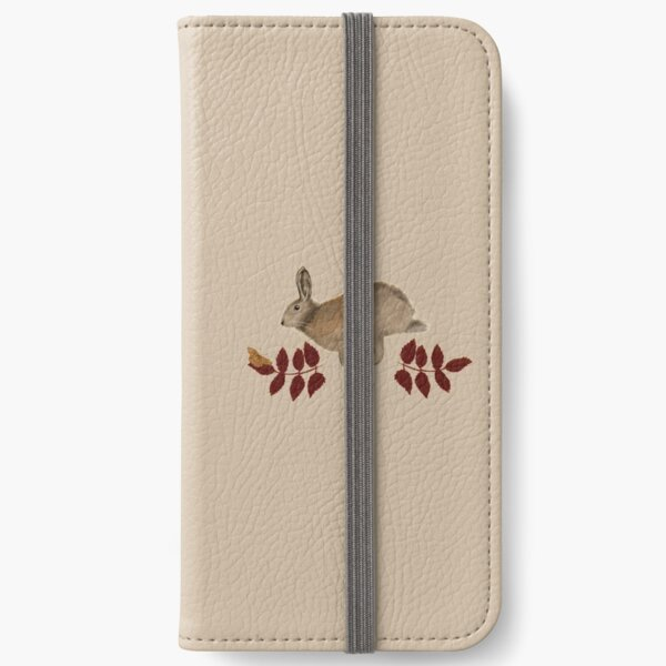Running Hare iPhone Wallet