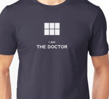 Doctor Who - I am the Doctor Unisex T-Shirt